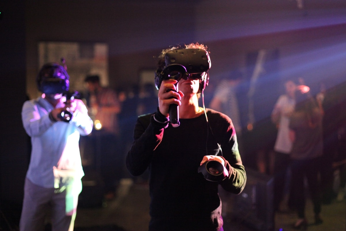 Virtual Reality Events